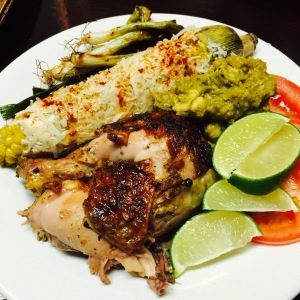 Peruvian Charcoal Chicken