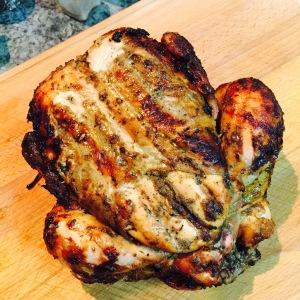 Peruvian Charcoal Chicken